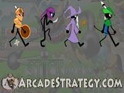 Play Stickman Siege