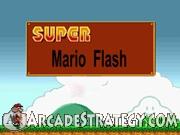 Super Mario Flash Icon