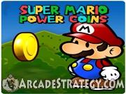Super Mario Power Coins Icon