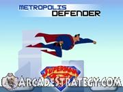Superman Metropolis Defender Icon