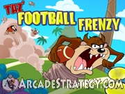 Taz's Football Frenzy Icon