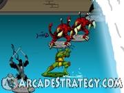 Teenage Mutant Ninja Turtles - Sewer Surf Showdown Icon