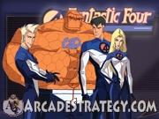 The Fantastic Four - Mechanized Maelstrom Icon