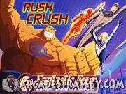 The Fantastic Four - Rush Crush Icon
