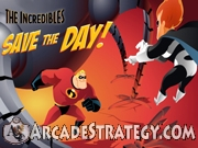 The Incredibles Save the Day Icon
