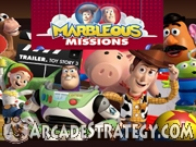 Toy Story 3 - Marbleous Missions Icon