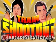Train Shoot Out Icon