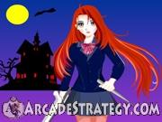 Vampire Princess Dressup Game Icon