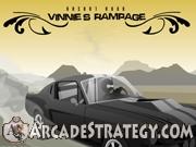 Vinnie's Rampage : Desert Road Icon