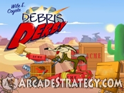 Wile E. Coyote - Debris Derby Icon