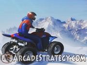 Winter ATV Icon
